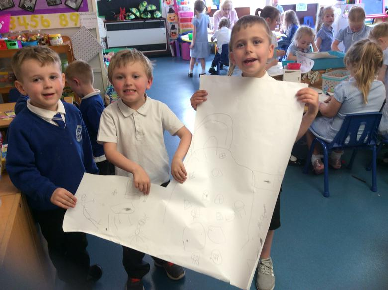 We worked with our partners to re tell the story