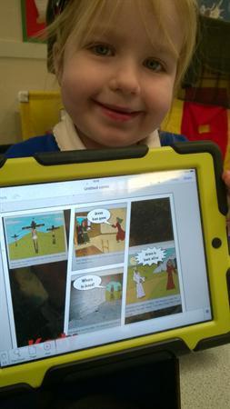 Mar 2015 - 'Strip Designer' iPad App