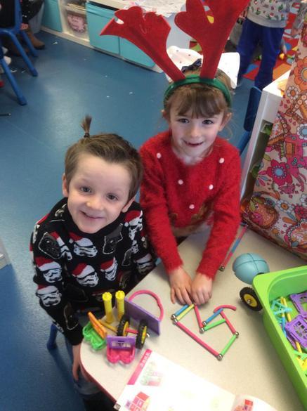 Using magnetics to make Santa's workshop