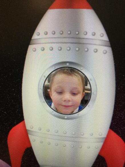"""A spaceman!"""
