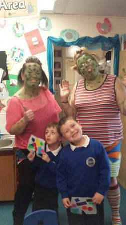 Aliens visited Kingfishers