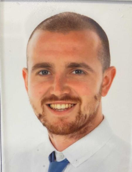 Mr J Hughes - Teacher (Elwy)