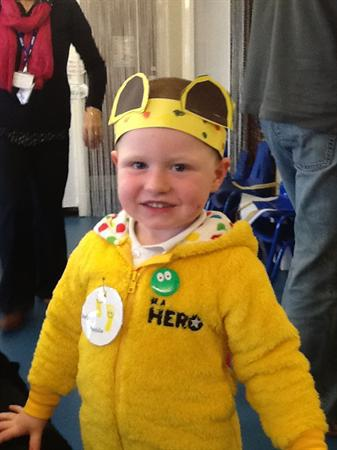 Our very own Pudsy!