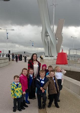 Oct 2013 - Bridge Opening