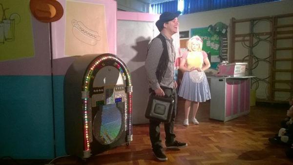 Nov 2014 - Kinetic Theatre: 'The Light Fantastic'