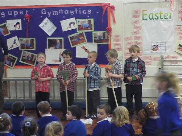 February 2013 - Ystrad's fairtrade assembly