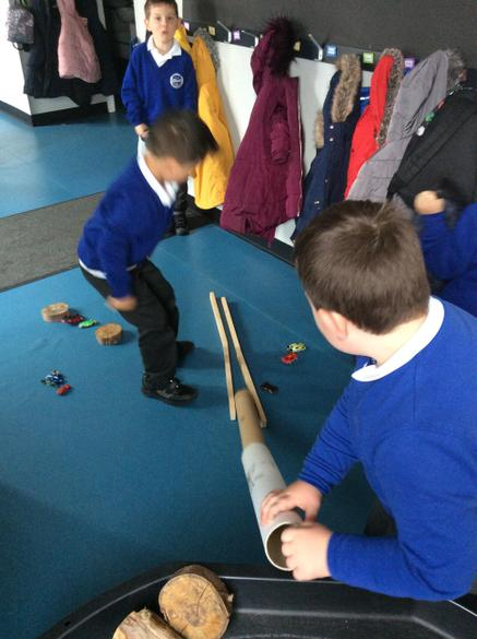We have enjoyed using our problem solving skills