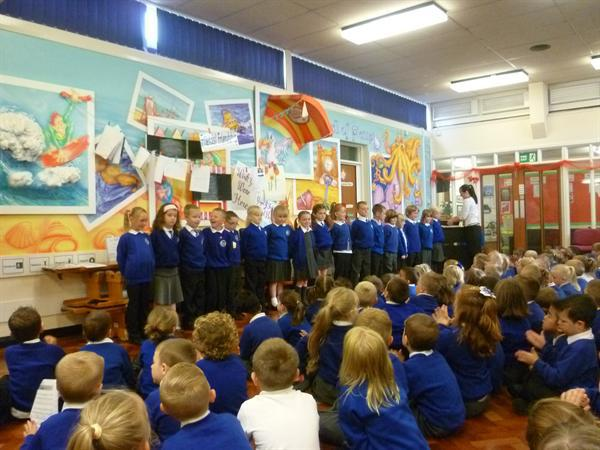 Our new school and eco council