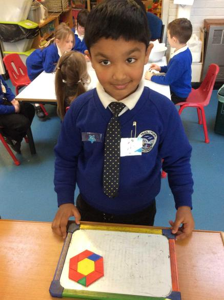 Creating with 2D shapes