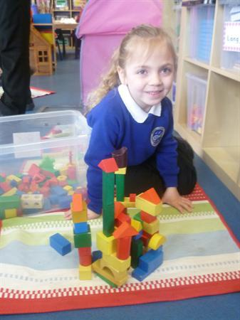 Ruby builds a really colourful church