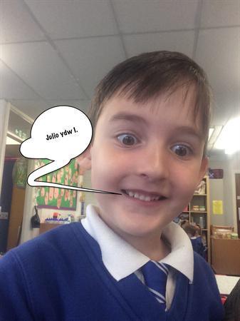 September- Welsh selfies