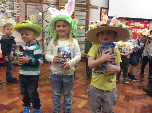 Easter Parade Winners AM