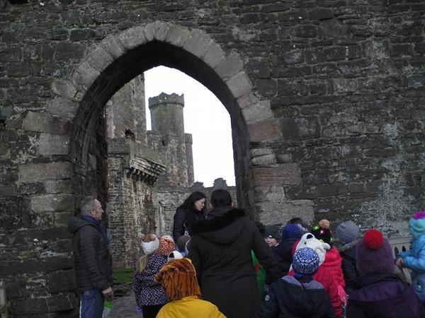 Conwy Castle Trip