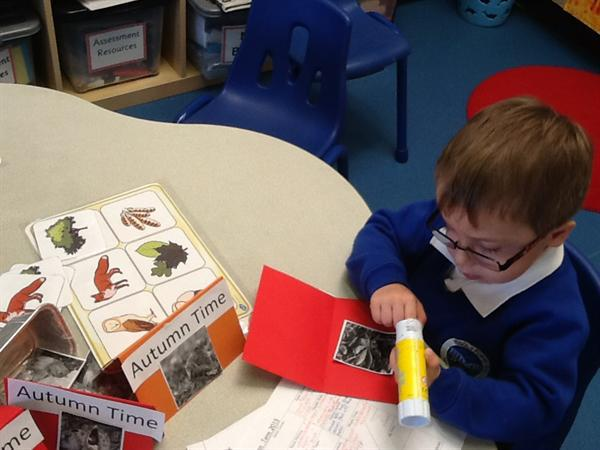 We don't just read books, we make them too!