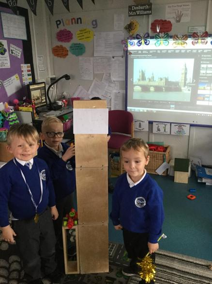 Can you recognise where we have built?