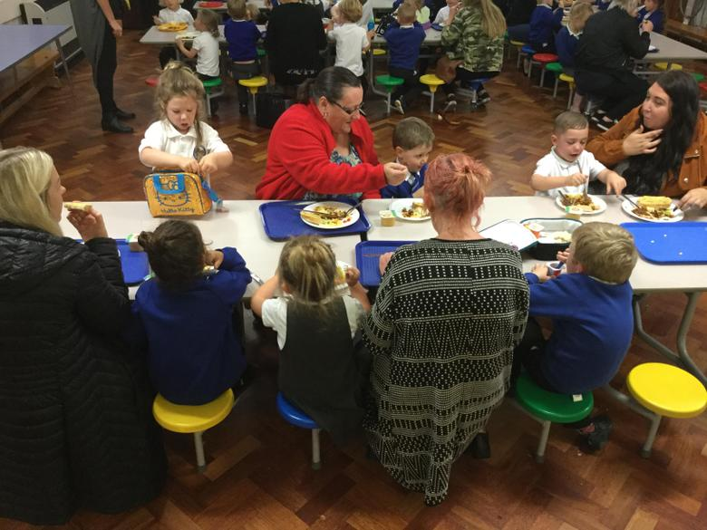 Our 'Come Dine' event was very well attended