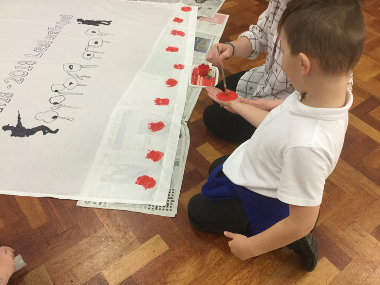 Year 2 are getting ready for their beach day