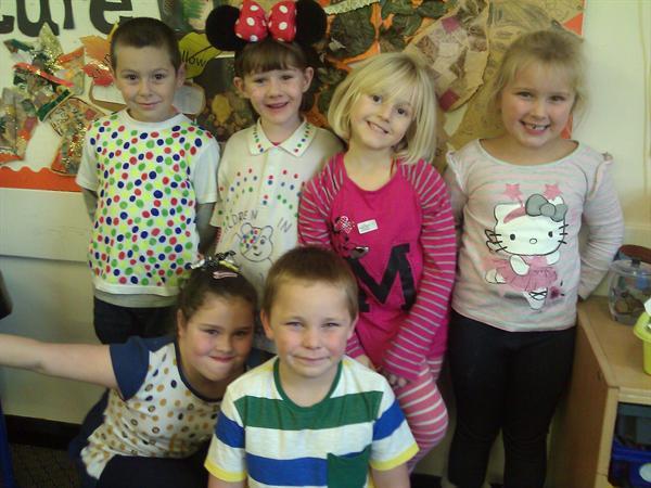 Nov 2012 - BBC Children In Need