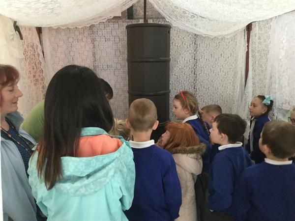 April- Easter Church Trip
