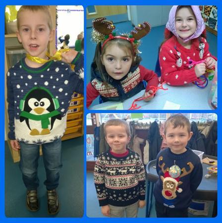 Dec 2014 - Christmas Fun Day