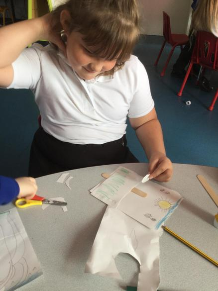 We have been learning about different mechanisms