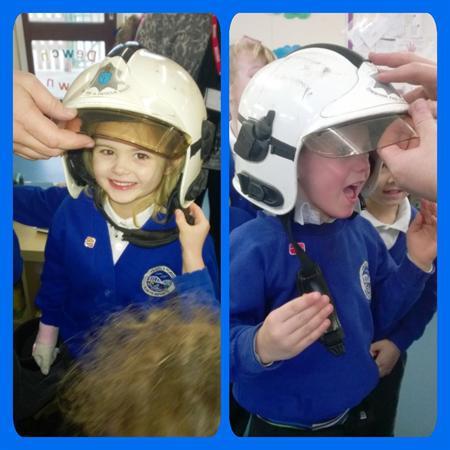 Jan 2015 - Fireman Visit