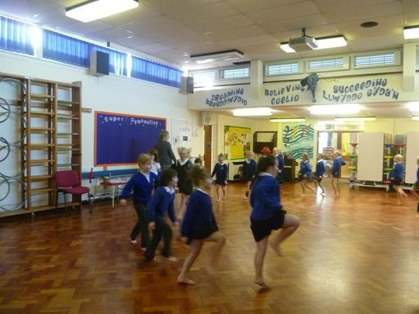 Oct 2012 - Ballet Workshop