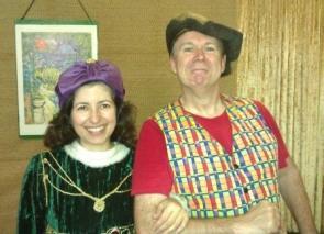 Sept 2012: Pandemonium Theatre - 'The Pied Piper'