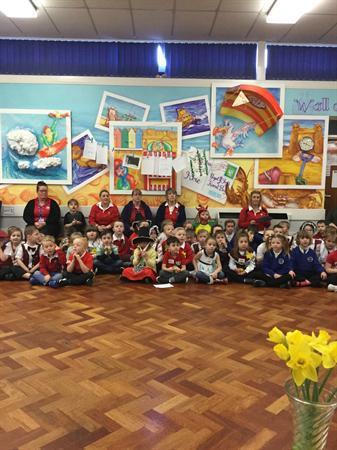 March - Eisteddfod ysgol