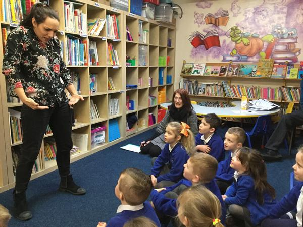 Storytelling with Bethan