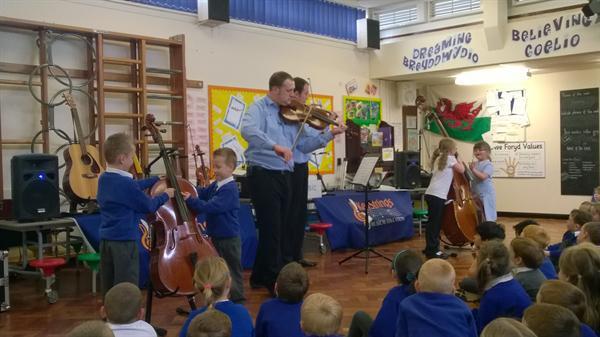 May 2014 - 'Key Strings'