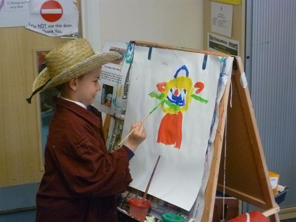 Another Van Gogh in the making