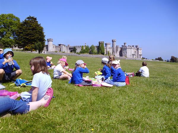 June 2013 - Trip to Bodelwyddan Castle