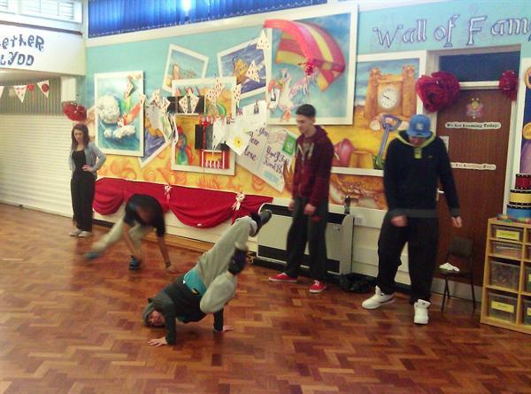 Apr 2013 - 'Systematix Street Dance Team'