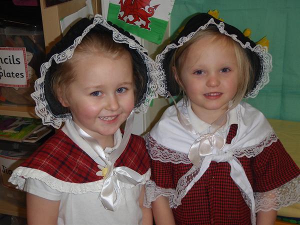 Celebrating St Davids Day!
