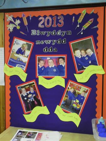 Jan 2013 - Blwyddyn Newydd Dda display
