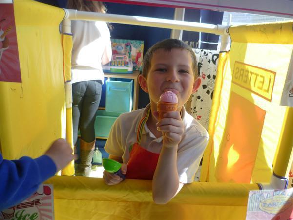 May 2013 - Ice Cream Parlour