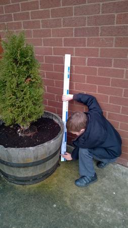 Feb 2014 - Measuring