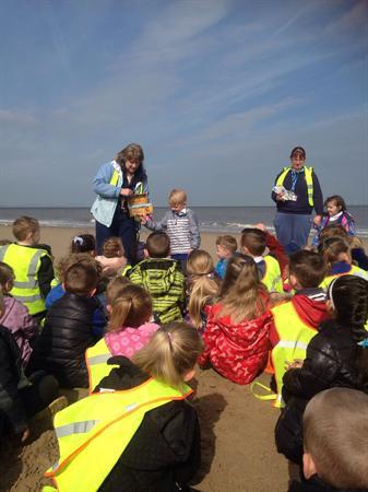 Apr 2016 - Beach Visit