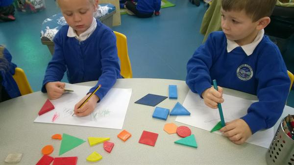 Nov 2014 - Learning About 2D Shapes