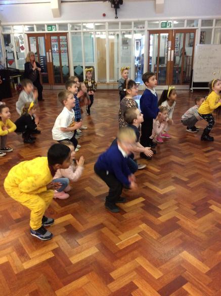 Joe Wicks workout, children in need day!