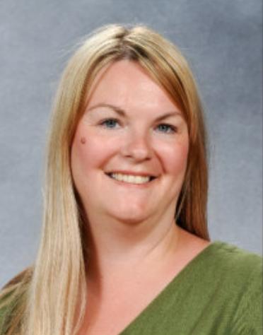 Mrs Danielle Rudd - Cynorthwy-ydd Dysgu/Teaching Assistant