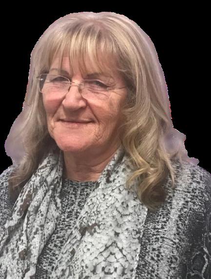 Mrs Christine Chater - Cadeiryddes/Chairlady