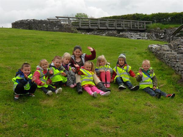 Our trip to Rhuddlan Castle