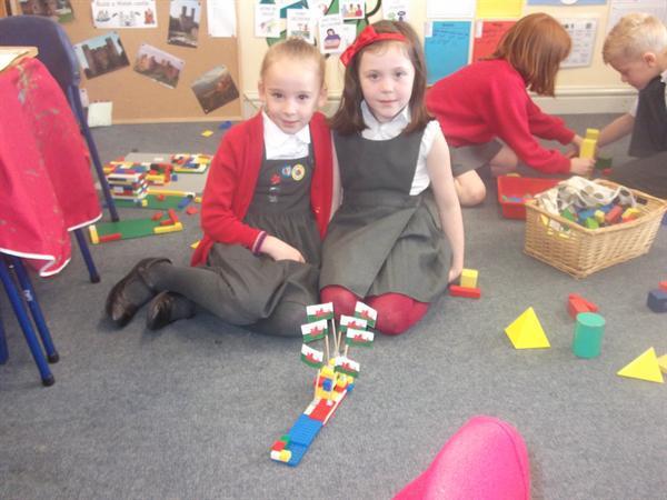 Building welsh castles