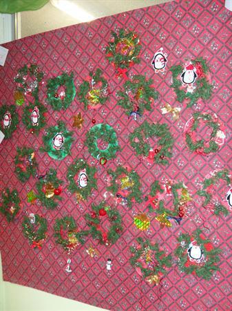 Very Christmassy in Reception!
