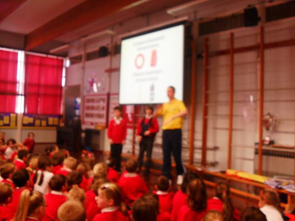Our Water Safety Talk