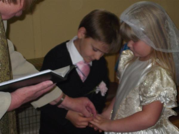Giving of the rings