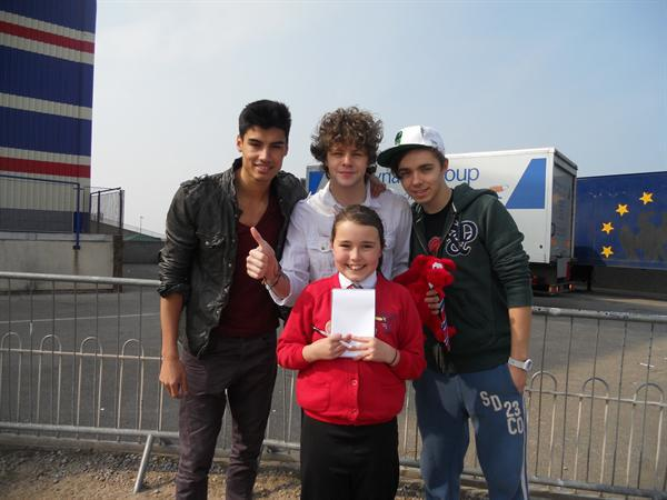 Hollie and the Guys