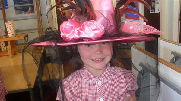 Look at our Mad Hatters!